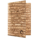 Passport cork wallet
