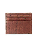 Cork Card case wallet