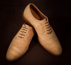 Cork classic shoe Oxford style