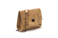 Cork Clutch - Small Sea Wave