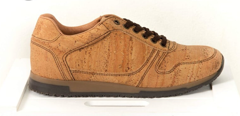 Cork sneaker for men