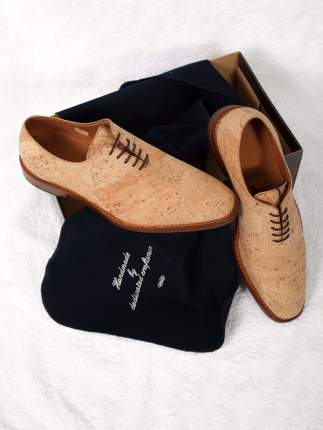367249334 Comprar Sapato clássico em cortiça estilo Oxford na Loja Online Cork ...