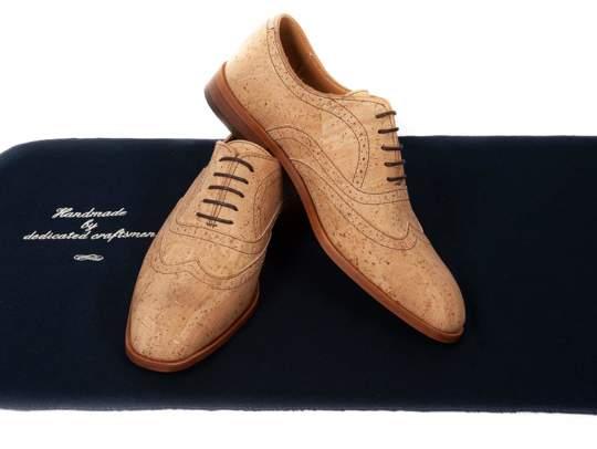 6e75a752d3 Comprar Sapato em cortiça estilo Oxford para senhora na Loja Online ...